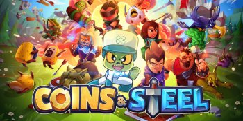 Coins&Steel - 0 input blockchain game! Take your sword with your cryptokitties!