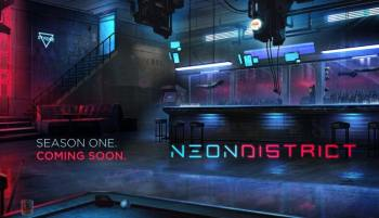 Neon District with rare items and giveaways as it works towards 9 December first playable