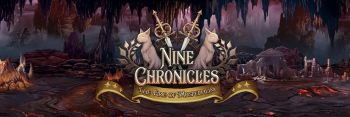Nine Chronicles, the Realm of Fire is fully updated and ready to play!