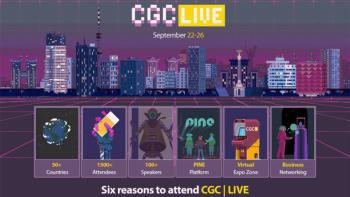 前沿游戏研讨会 第五届CGC 将于7月22-26在线上召开!