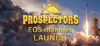 Prospectors in the EOS mainnet: open for everybody!