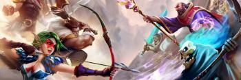 角色扮演RPG区块链游戏《Guild of guardians》现已开放预注册抢预约好礼!