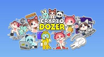 Crypto Dozer - super cute blockchain coin dozer game