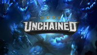 Gods Unchained, the well-made and excellent effect of blockcain heartstone!
