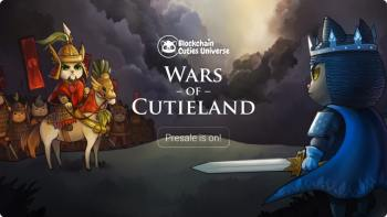 Wars of Cutieland: Choose your strategy to decide the fate of the blockchain world