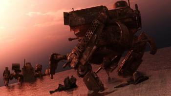 暗黑科幻风冒险解密区块链游戏《Age of Rust》发售在即,开启百万美元加密货币寻宝活动