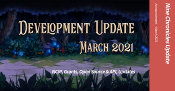 [Nine Chronicles]Development Update Blog — March 2021