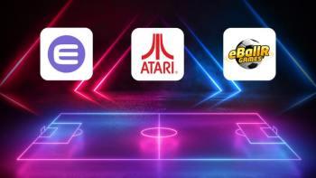 Enjin与Atari宣布合作关系!eBallR Games旗下体育游戏采用其非替代性代币集合