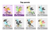 Tron Birds