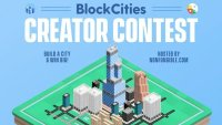 NonFungible hosts the first BlockCities creator contest - Sept 24th - 27th