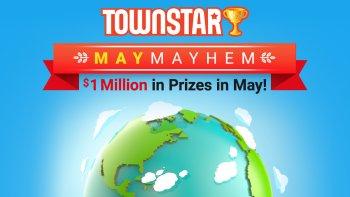 May Mayhem in Town Star!