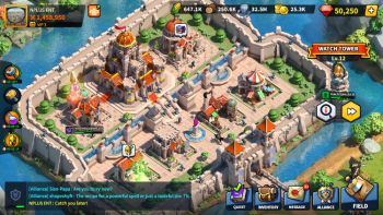 4X strategy game League of Kingdoms announced for Ethereum