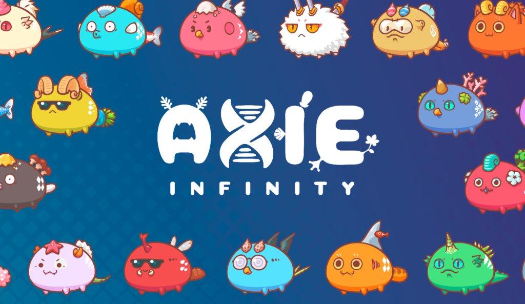 Juego TCG Axie infinity