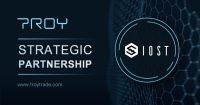 全球加密交易和资产管理代理商TROY与去中心化区块链网络IOST达成战略合作关系!