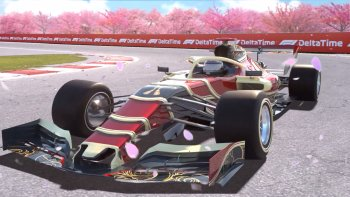 Japan 2019 Edition F1 Delta Time NFT sells for $16,5000