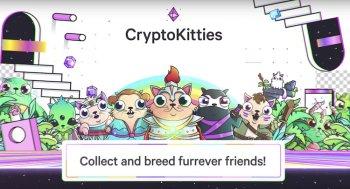 Cute pets develop blockchain game collection