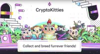 Cute pets develop blockchain game collection