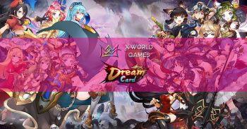 梦幻卡牌二次元美少女区块链游戏《Dream Card》累积注册超10万人!日活突破2.4万!