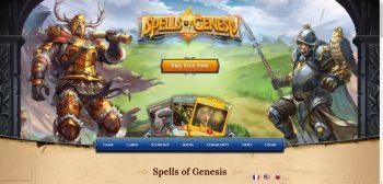 Spells of Genesis (SoG)