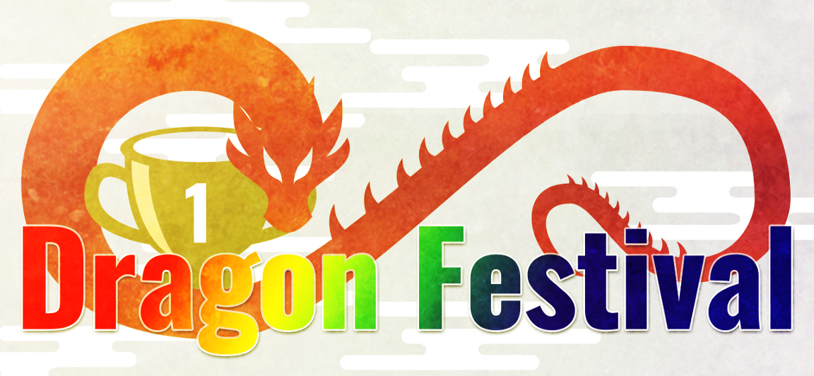 We're holding the Dragon Festival