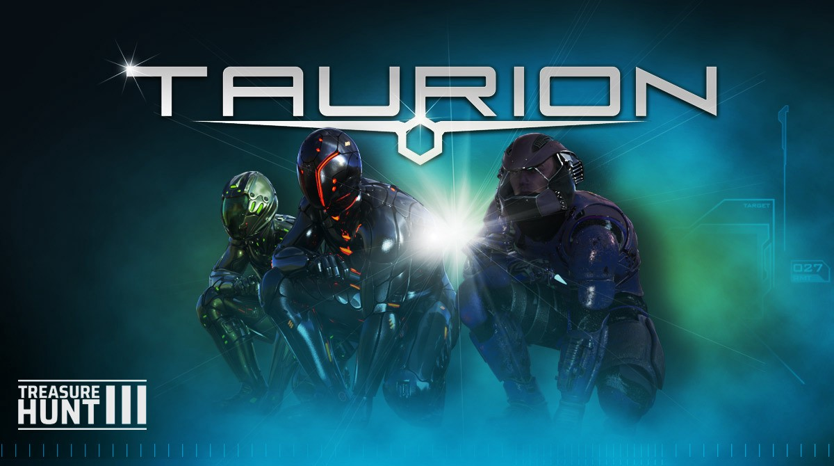 Taurion Alpha: Treasure Hunt 3