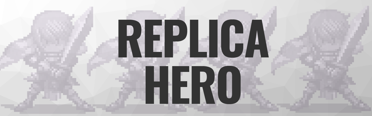 Replica Hero | season 8