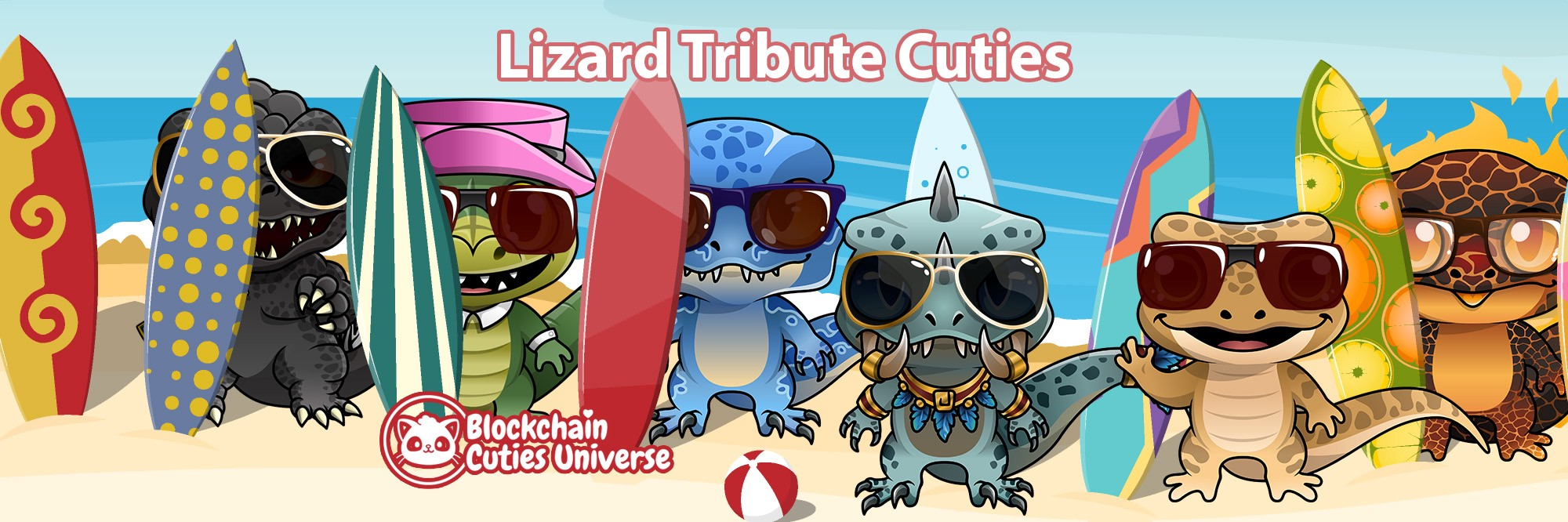 Lizard Tribute Cuties Everyone Forgot About