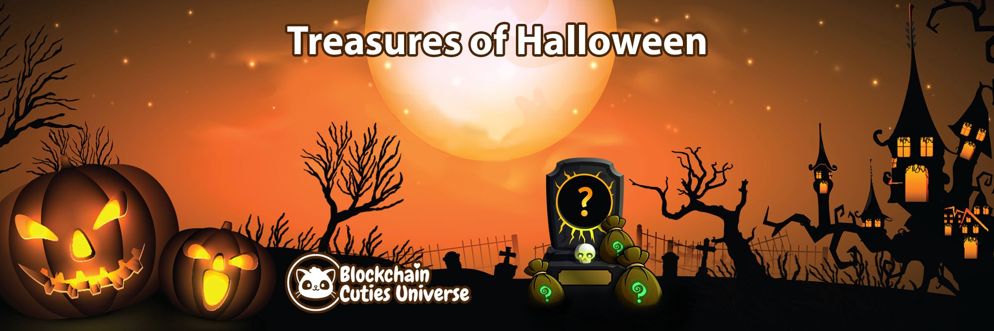 Halloween Treasures You Unlocked