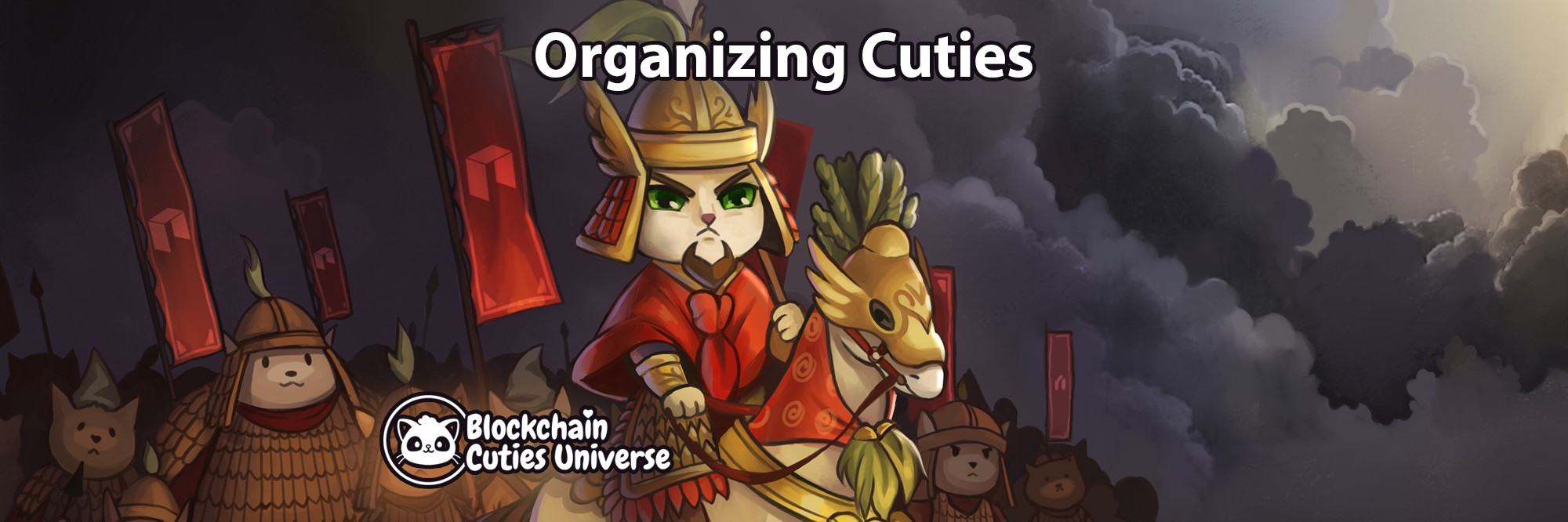 How To Organize Your Cuties