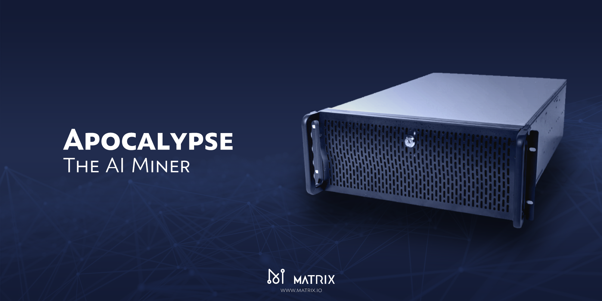 The AI Miner: A Powerful Addition to the Matrix Ecosystem