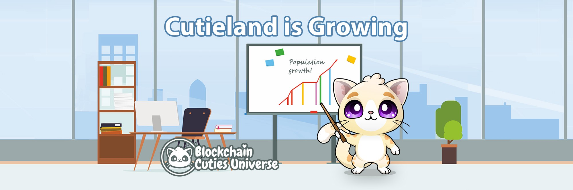 Cutieland Approaching New Milestone