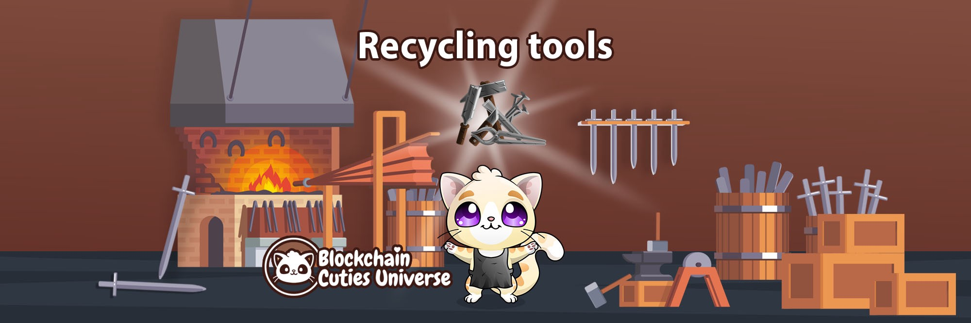 Item Recycling: Tools You Will Need