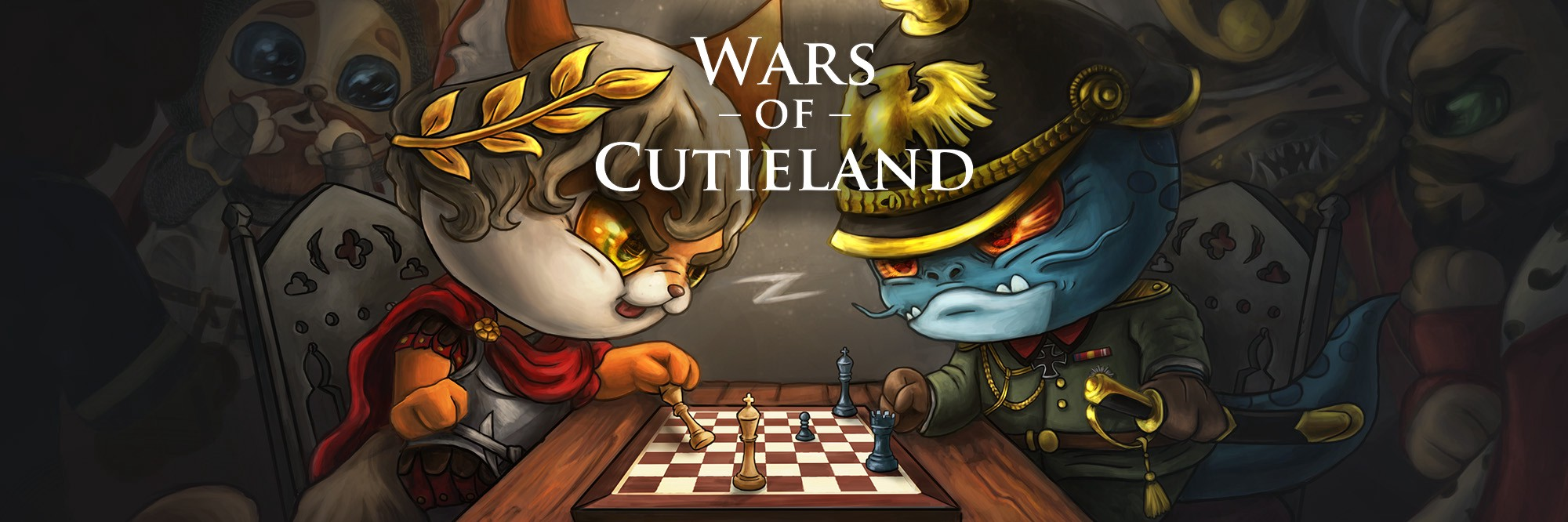 Check Out the Stars of Stage IV Wars of Cutieland