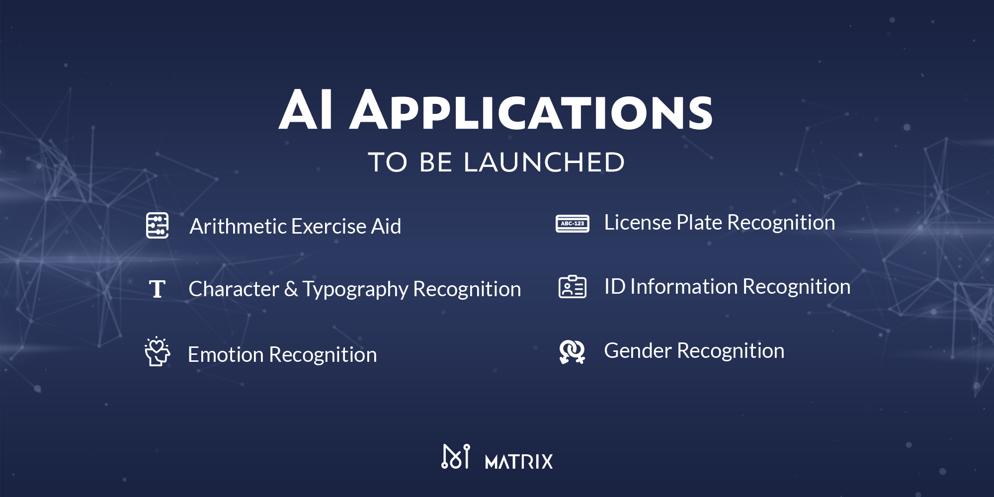 Numerous AI Applications About to Be Launched