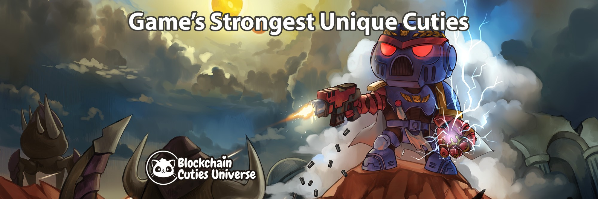 [Blockchain Cuties Universe] Best Unique Cuties in the Game