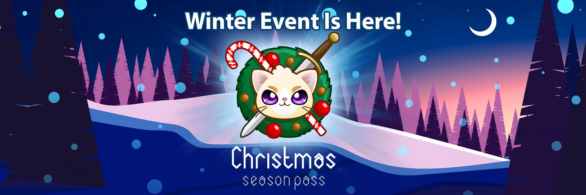 Welcome to Blockchain Cuties Winter Event!