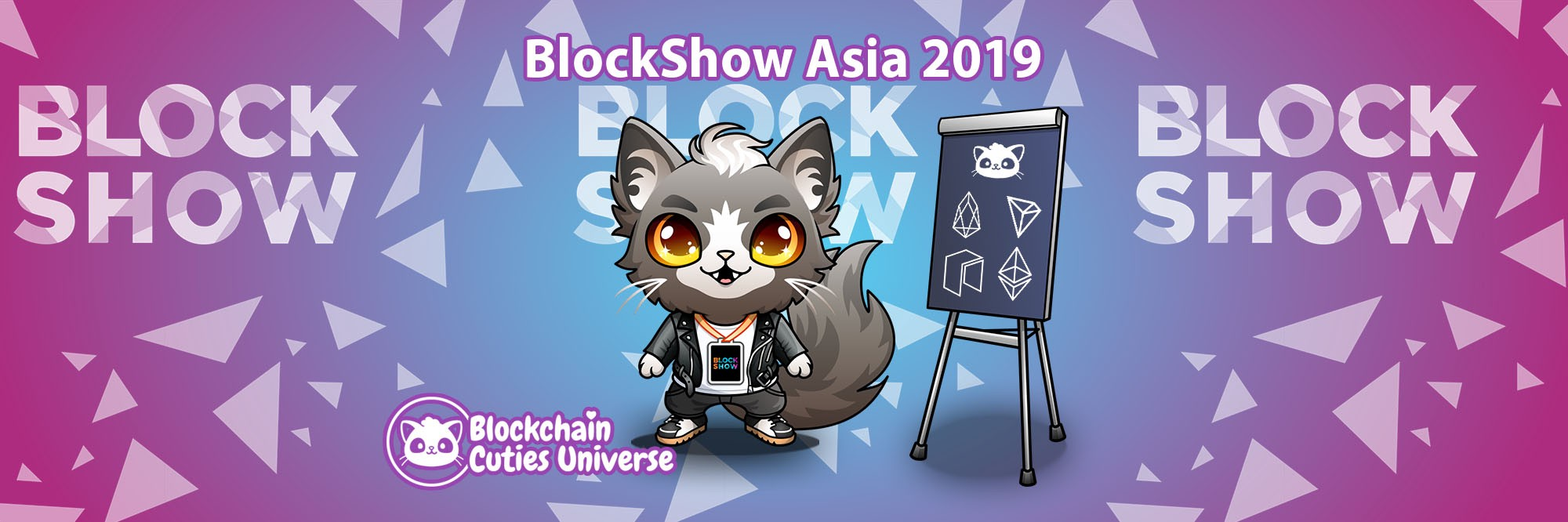 3 Reasons To Visit Us at BlockShow Asia 2019