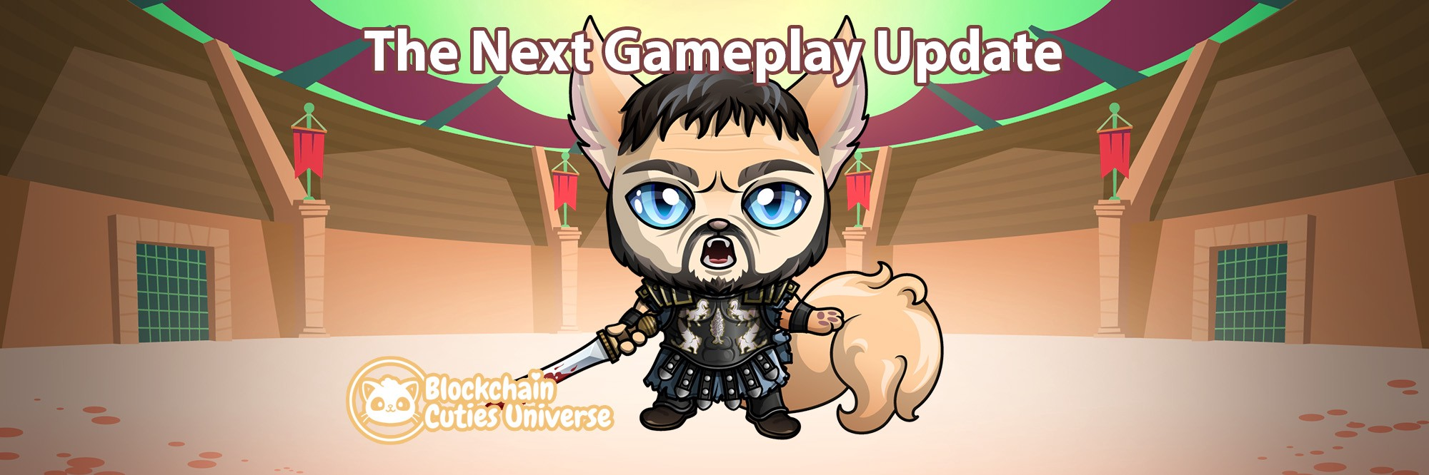 [Blockchain Cuties Universe] Gameplay Update: New Cutie Fights Coming Soon