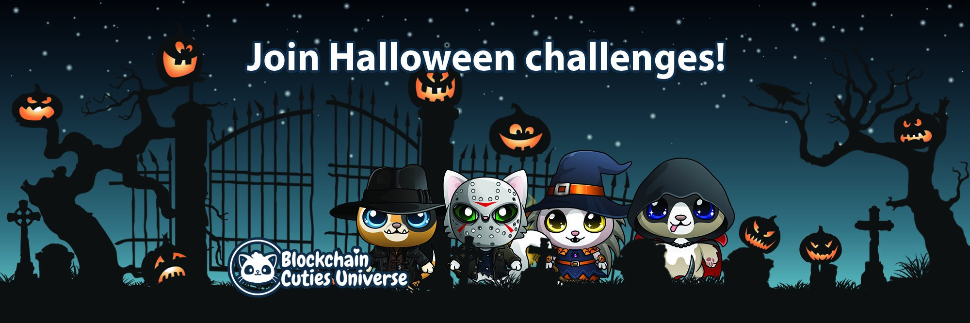 Welcome to Our Halloween Event!
