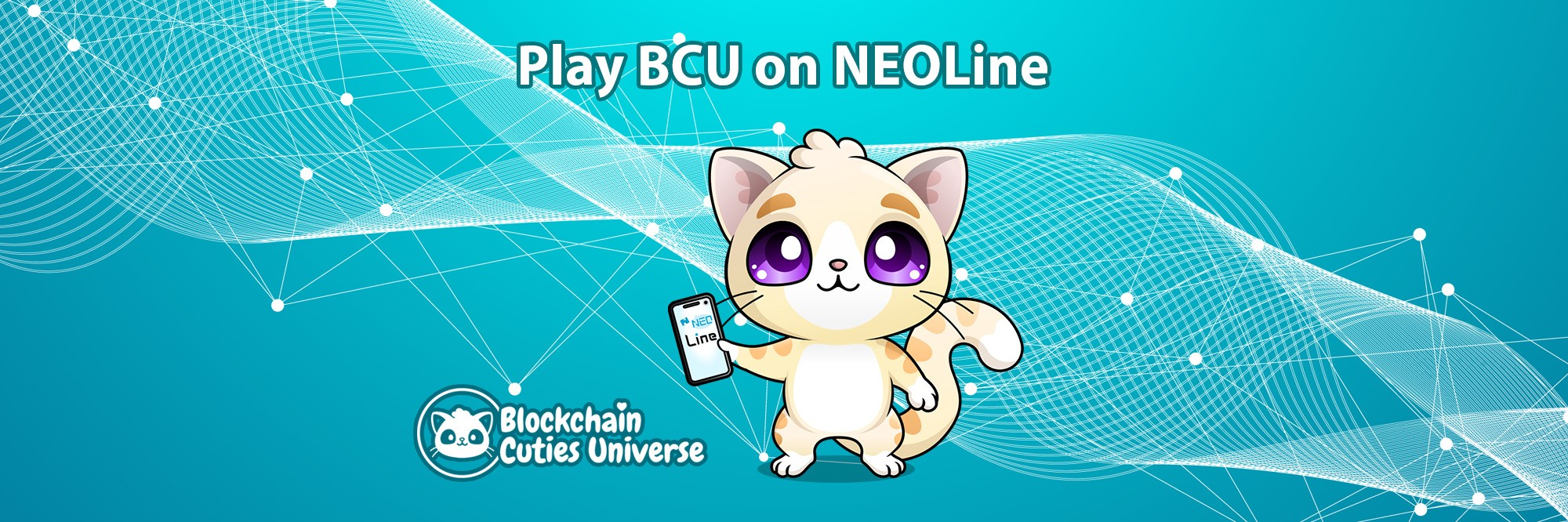 Blockchain Cuties Launched on NEOLine Mobile App