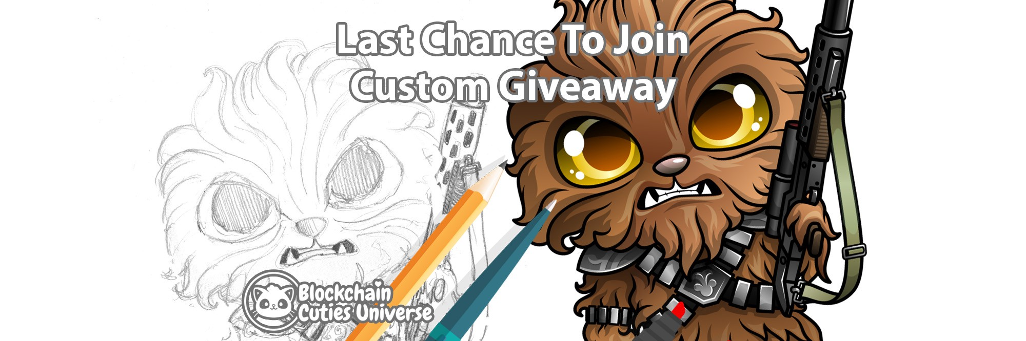Last Chance to Win a Custom Cutie and Get the Rewards You Deserve