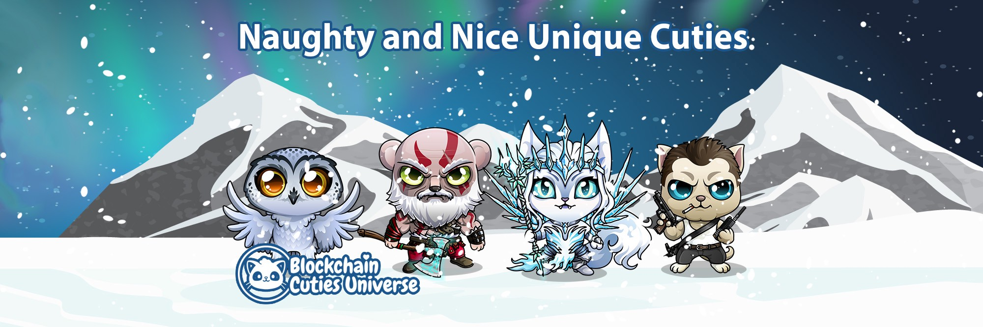 New Winter Unique Cuties Are Here!