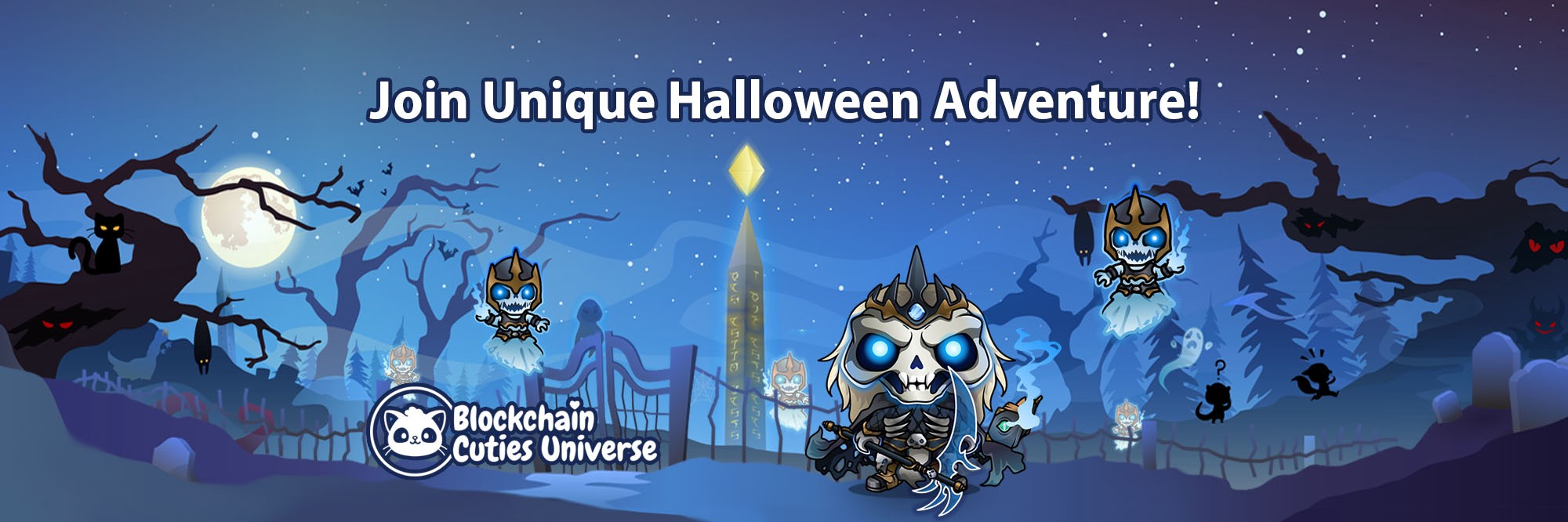 Welcome to Halloween Event Stage Two!