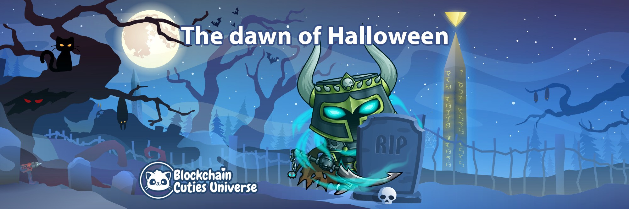 What Will Halloween be like in Cutieland?