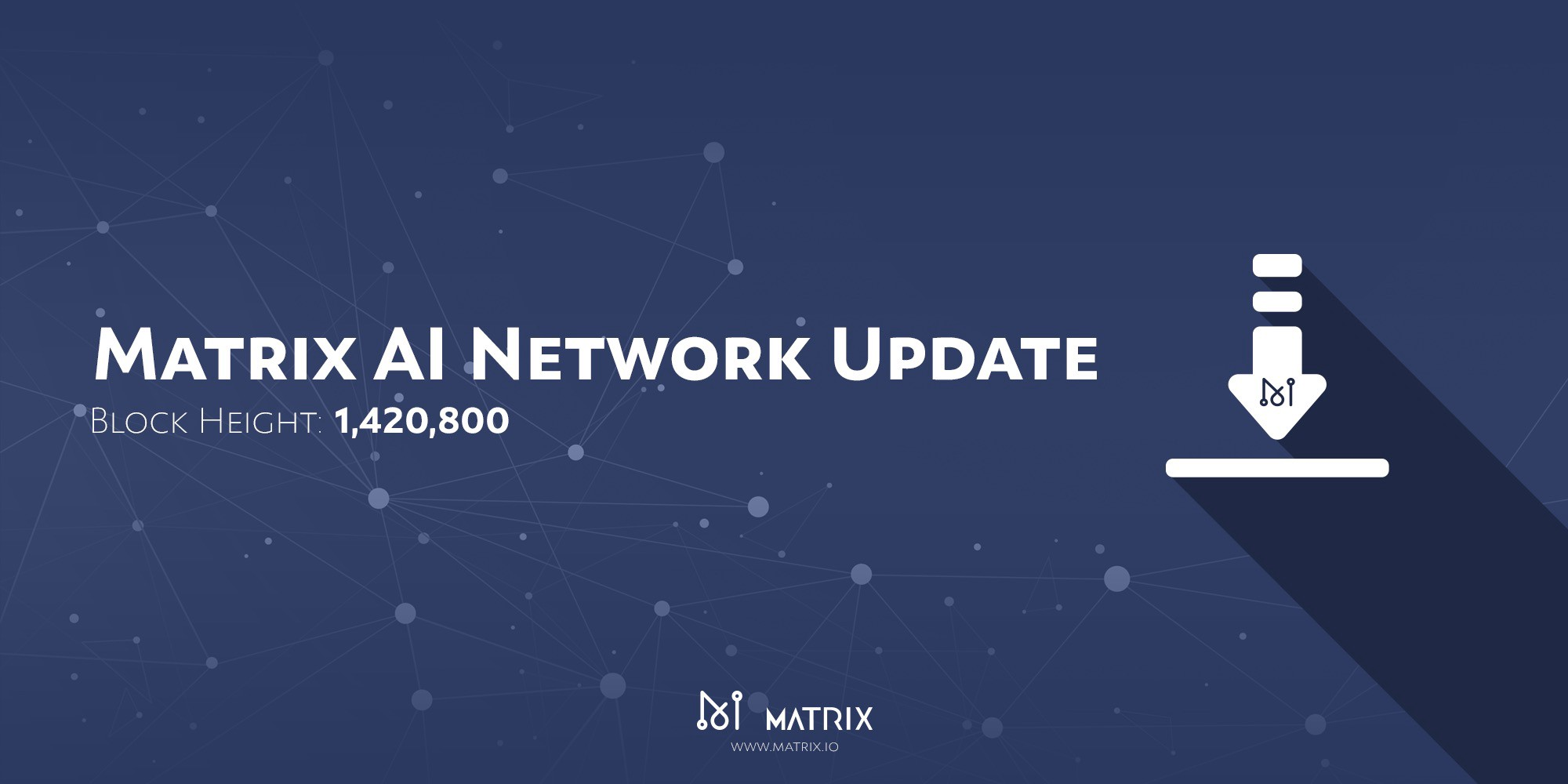 Major Update: Changes and New Features Coming to Matrix Mainnet