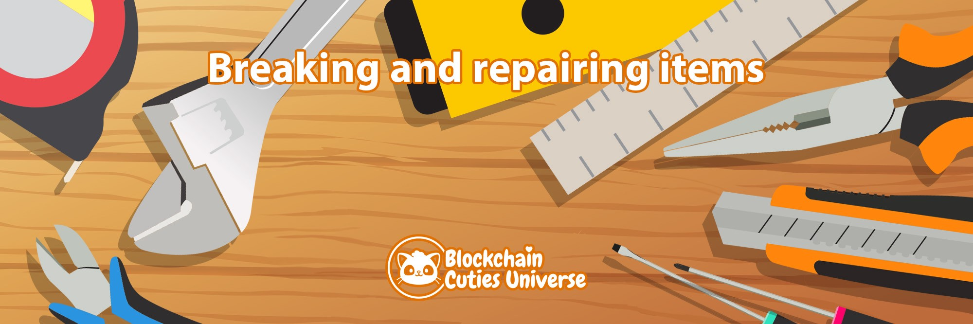 Recycling: Breaking and Repairing Items