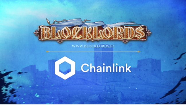 BLOCKLORDS Will Use Chainlink Oracles for Off-Chain Gaming Solutions!