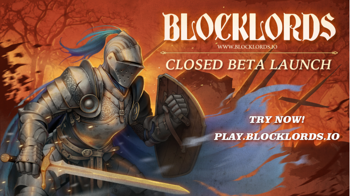 BLOCKLORDS 2.0 ENTERS CLOSED BETA!