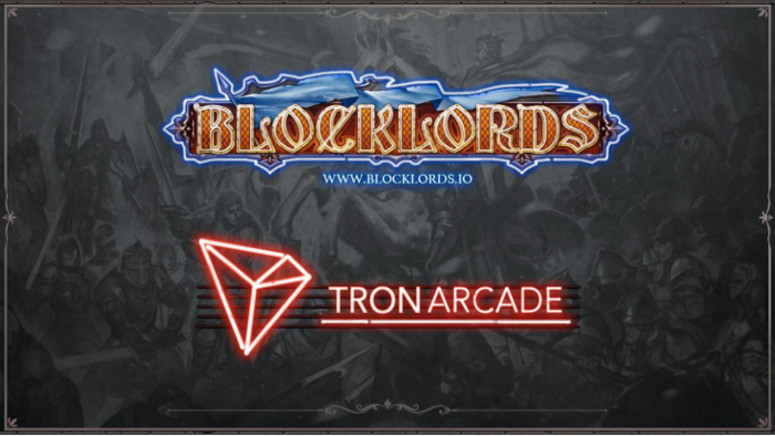 BLOCKLORDS ENTERS INTO PARTNERSHIP WITH TRON ARCADE!