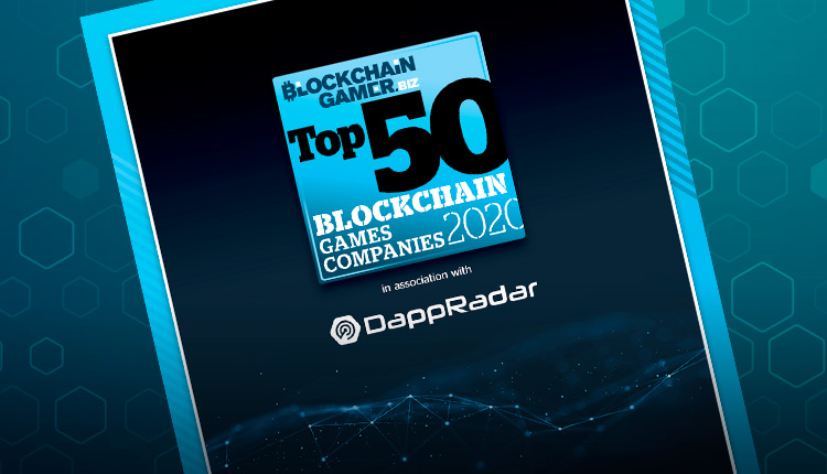 BlockchainGamer.biz ranked MixMarvel as one of the top 50 blockchain game companies of 2020